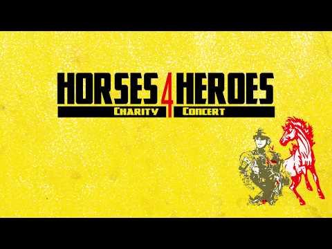 Horses 4 Heroes ft. Nice Horse,  Dan Davidson, Aaron Pritchett & Sydney Mae