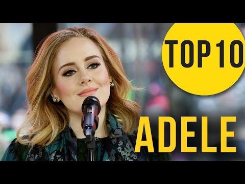 Adele přišla o hlas kvůli kouření! TOP 10 zajímavostí