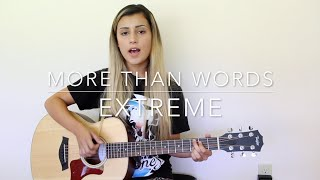 Video More Than Words (Cover by Annie Wallflower) download MP3, 3GP, MP4, WEBM, AVI, FLV Agustus 2018