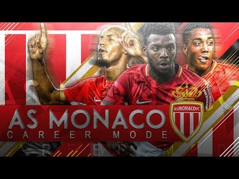 FIFA 18 Career Mode: AS Monaco - S1EP10 - The Media Stressing a Key Player