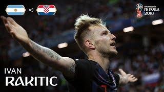 इवान रकितिक लक्ष्य - वी क्रोएशिया अर्जेंटीना - मैच 23