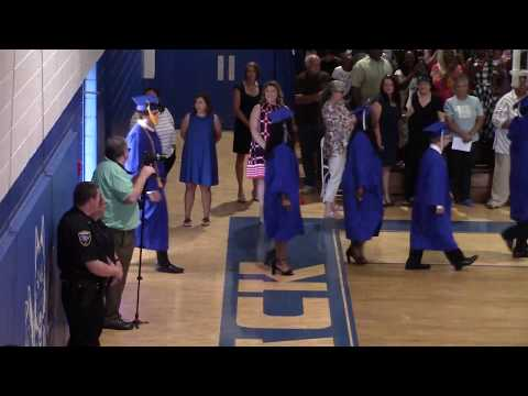 Whiteville High School's 2018 Graduation