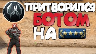 Download Притворилcя БОТОМ С ЧИТАМИ НА ГОЛД НОВАХ - CS:GO Mp3 and Videos