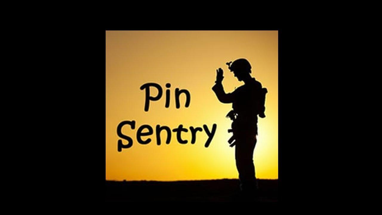 password pinsentry