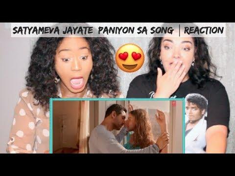 Satyameva Jayate: PANIYON SA Song | John Abraham | Aisha Sharma| REACTION
