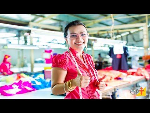 Clique e veja o vídeo Curso Confecção de Vestidos - Vestido Estilo Bata - Cursos CPT