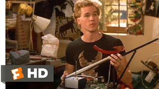 "Real Genius (2/8) Movie CLIP - File Under ""H"" for ""Toy"" (1985) HD"