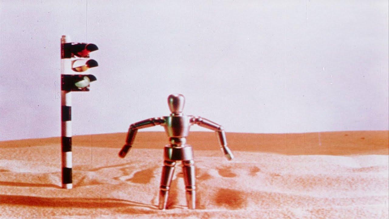 The Birth Of The Robot - Len Lye (1936)