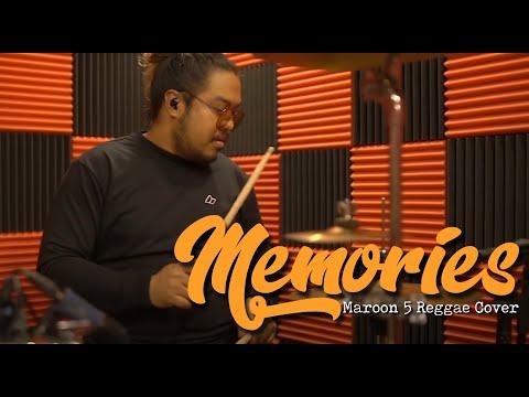 Chocolate Factory   Memories Maroon 5 Cover
