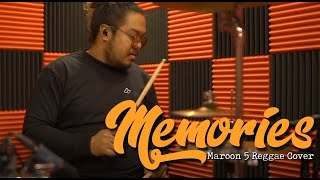 Chocolate Factory - Memories Maroon 5 Cover