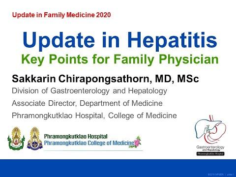 Update in Hepatitis 2020