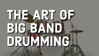 The Art of Big Band Drumming – Duffy Jackson