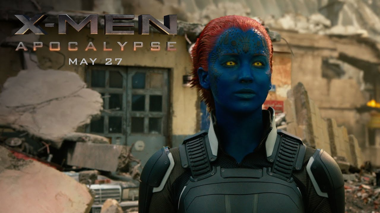 X Men Apocalypse Quot Mystique Quot Power Piece Hd 20th
