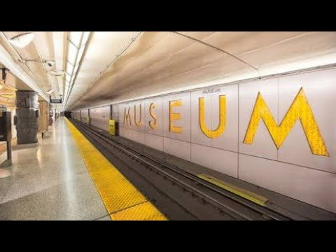 Museum Metro Sydney, Underground metro station in Australia