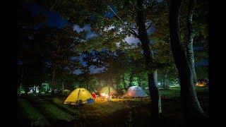夜は涼しく ひぐらしの鳴き声に癒されたキャンプ thumbnail