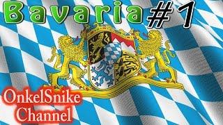 Empire TW. Бавария. #1. Стрим без VDM