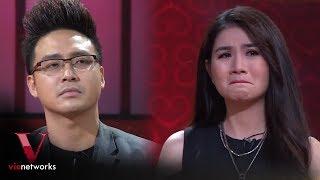 Kha Ly khóc tức tưởi khi chồng bị đồng nghiệp ức hiếp