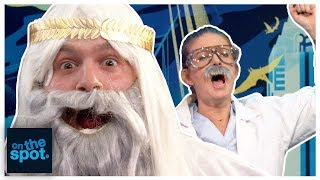 On The Spot: Ep. 155 - 3 Gods 1 Science | Rooster Teeth