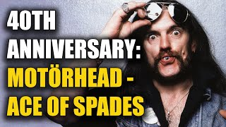 "Inside the Song: Motörhead - ""Ace of Spades"""