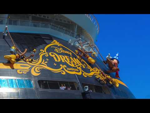 Disney Dream May 2017