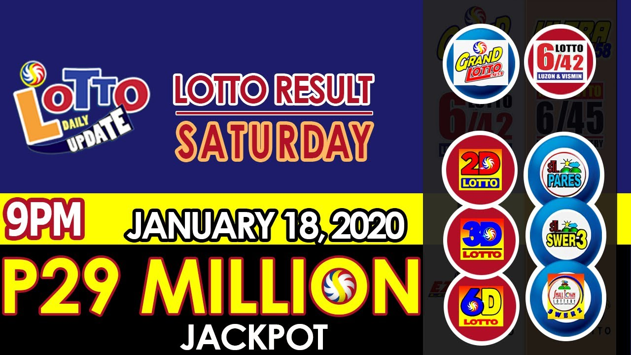 What Channel Is Saturday Lotto On