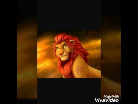 Kion × Fuli X Kovu X Kiara AMV Let Me Love You
