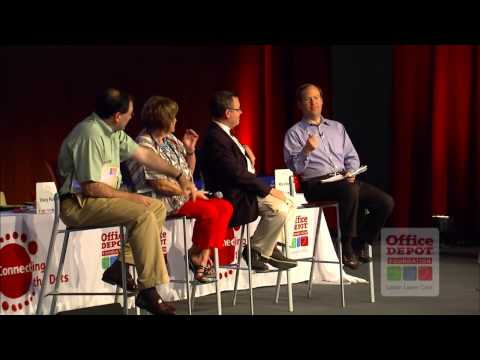 Innovation Panel - Office Depot Foundation Weekend in Boca VI