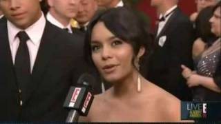 Zac Vanessa Oscars E interview [LEGENDADO]