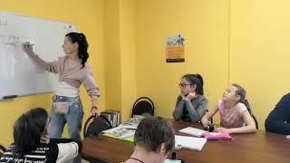 Директор Modelline даёт МК в Школе Лидерства Хабаровск