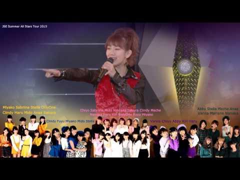 JSE Summer All Stars Tour 2015 - Opening Medley ~~