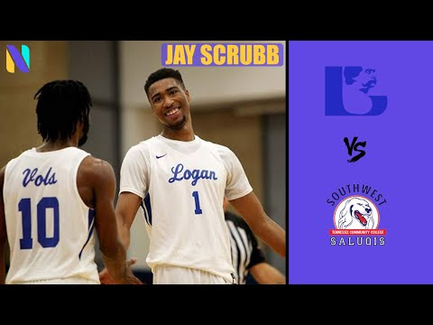 Jay Scrubb John A. Logan College 30 PTS vs Southwest Tennessee Community College | Next Ones