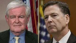 Gingrich: Comey creates a conflict of interest for Mueller thumbnail