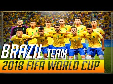 Brazil football team Fifa world cup 2018 Russia (official ) - qualifier fifa world cup 2018 [HD]