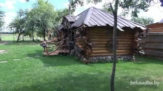Усадьба Веселая хата - территория, Усадьбы Беларуси