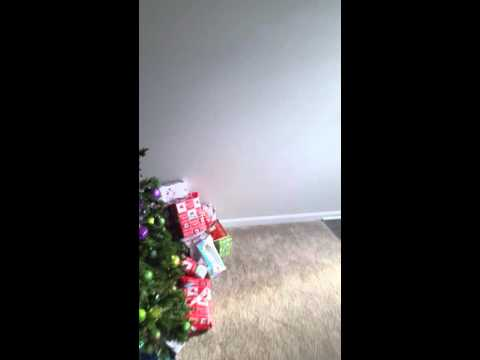 Christmas movement sensor music ornament