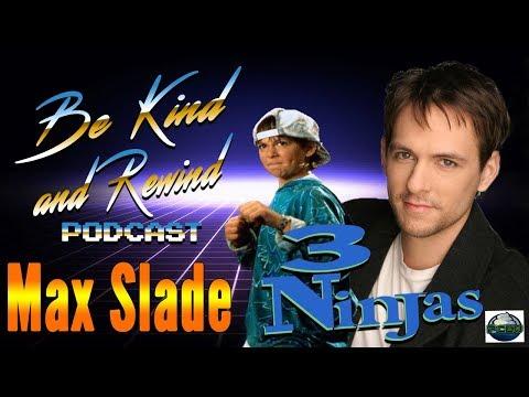 Max Slade AKA Colt from 3 Ninjas!