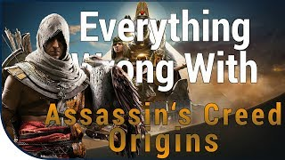 GAME SINS   Everything Wrong With Assassin's Creed: Origins