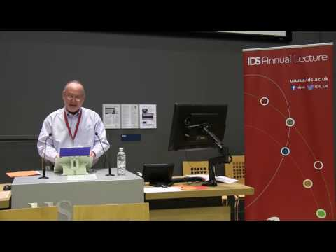 IDS Annual Lecture 2016 with James Ferguson