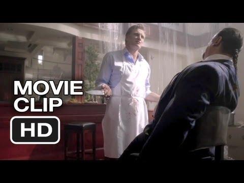 The Package Movie CLIP - Who Sent You (2012) - Steve Austin Movie