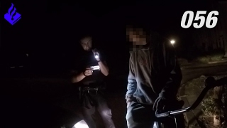 Politie ANPR, nachtdienst, Politie Vlogger Jan-Willem. NR 56