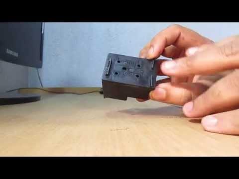 hp black ink cartridge refill hindi