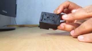 hp black ink cartridge refill hindi हिन्दी