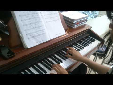 Riêng một góc trời - Khóa học đàn piano tại Khuyến Nhạc Sông Thu
