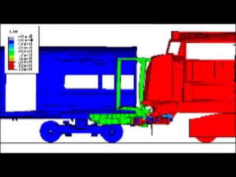 Preparations For A Train-to-train Impact Test Of Crash-Energy Management Passenger Rail Equipment
