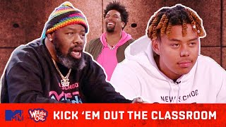 Download Biz Markie & YBN Cordae Almost Flunk in the Classroom ✏️🏫🤣 Wild 'N Out