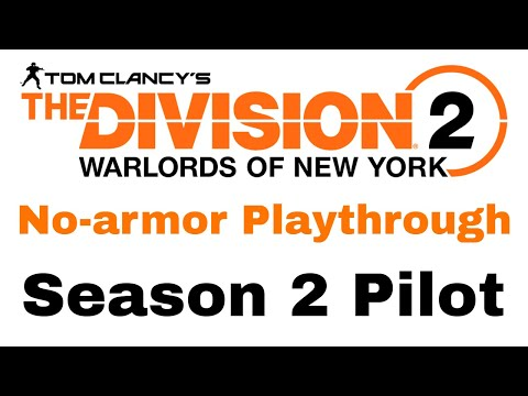 Division 2 D-Day Mode   Season 2 Introduction  