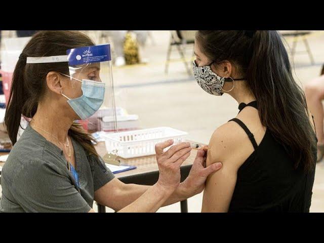 Impfstoff-Ärger, doch EU-Impfpass kommt - Euronews am Abend 13.04.