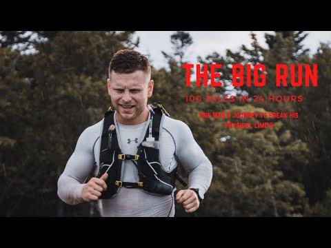 The Big Run | 100 Miles in under 24 Hours | Ultra Running Documentary | Halifax, Nova Scotia