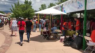 International Folk Art Market 2019 | Santa Fe New Mexico - Walking Around 5