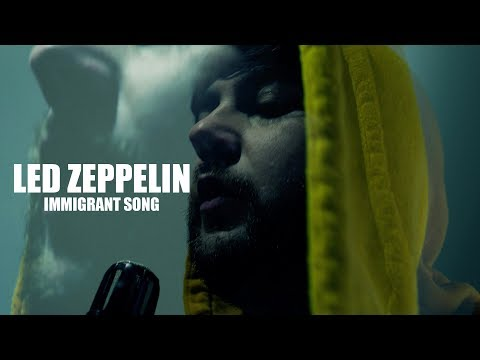 """LED ZEPPELIN """"Immigrant"""